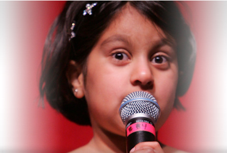 private and group classes for children to develop public speaking and confidence.